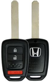 2015 Honda Fit Keyless Remote Key