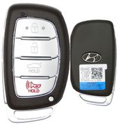 2015 Hyundai Sonata Smart KeyKeyless Entry Remote (NOT FOR HYBRID)