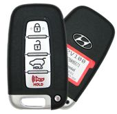 2015 Hyundai Veloster Smart Keyless Entry Remote