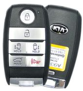 2015 Kia Sedona Smart Proxy Keyless Remote Key w/Power Doors, Hatch
