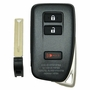 2018 Lexus NX300 NX300h Smart Keyless Entry Remote - Refurbished'