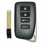 2017 Lexus NX300 NX300h Smart Keyless Entry Remote'