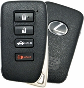 2015 Lexus RCF Smart Keyless Entry Remote