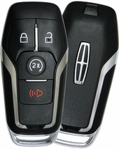 2015 Lincoln MKC Smart Keyless Remote / key 4 button