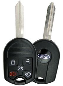 2015 Lincoln MKZ Key Remote with engine starter  - refurbished