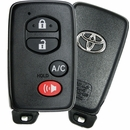 2015 Toyota Prius Smart Remote Key Fob with A/C