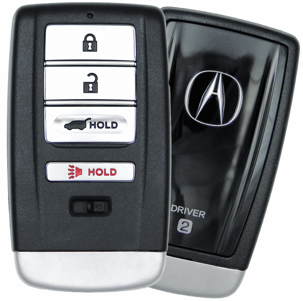 2016 Acura RDX Smart Keyless Entry Remote Key Driver 2