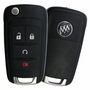2016 Buick Encore Keyless Entry Remote Key w/ Remote Start'
