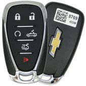2016 Chevrolet Camaro Convertible Smart Keyless Entry Remote Key w/ Engine Start