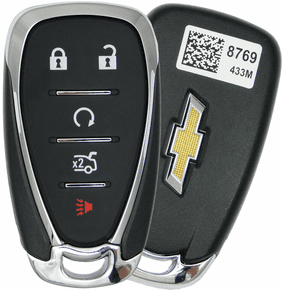 2016 Chevrolet Camaro Remote Key engine start