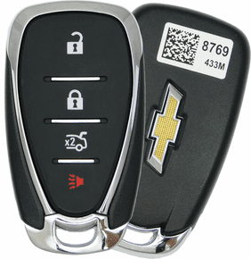 2016 Chevrolet Cruze Smart Keyless Entry Remote Key