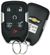 2016 Chevrolet Suburban Smart / Proxy Keyless Remote Key - Refurbished
