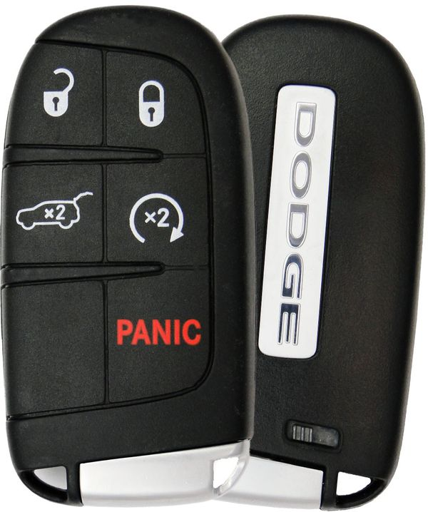 68150061AC 68150061AB 2016 Dodge Durango keyless entry remote head keyfob