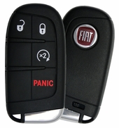 2016 Fiat 500, 500L Smart Keyless Entry Remote Key Fob