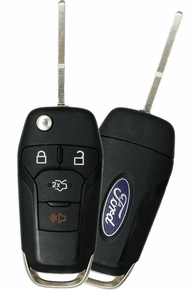 2016 Ford Fusion Key Remote key refurbished
