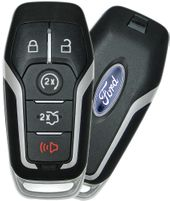 2016 Ford Fusion Smart Remote / key