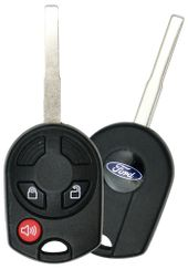2016 Ford Transit Connect Keyless Remote Key Fob - 3 button