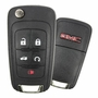 2016 GMC Terrain Keyless Entry Remote Key w/ Engine Start & Trunk'