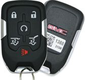 2016 GMC Yukon Smart / Proxy Keyless Remote Key