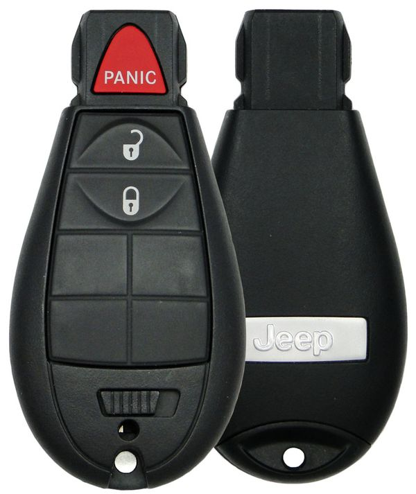 2016 Jeep Cherokee Keyless Entry Remote Keyfob