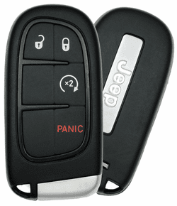 2016 Jeep Cherokee Smart Remote Keyless Enter - N - Go