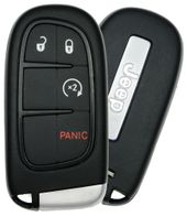 2016 Jeep Cherokee Smart Keyless Entry Remote Key w/ Remote Start - refurbished