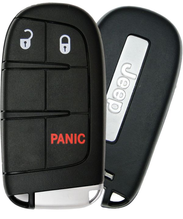 refurbished 2016 Jeep Grand Cherokee Keyless Entry Remote 68143502AC 68143502AA 68143502AB