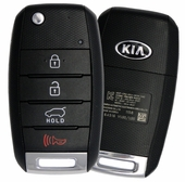 2016 Kia Sorento Keyless Entry Remote Key