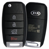 2016 Kia Sportage Keyless Entry Remote Flip Key