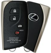 2016 Lexus LS460 Smart Keyless Entry Remote Key