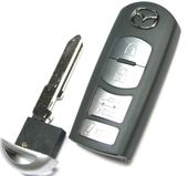 2016 Mazda 6 Intelligent Smart Key Fob Remote