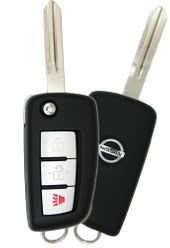 2016 Nissan Rogue Keyless Entry Remote Flip key
