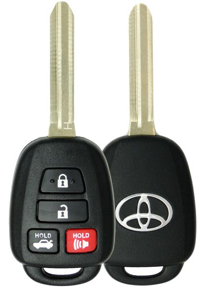 Key Fob Programming >> 2016 Toyota Corolla Remote Keyless Entry Key key fob Transmitter 8907002882