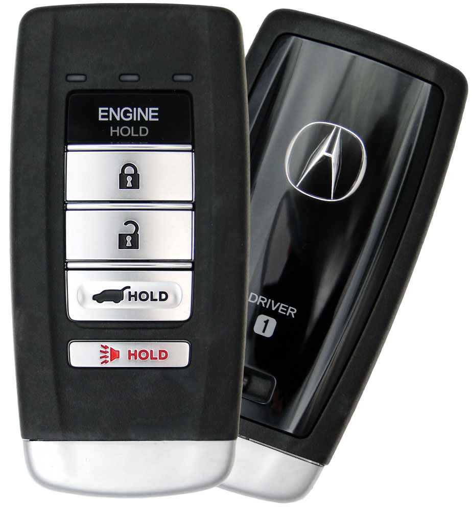 2017 Acura MDX Smart Keyless Entry Remote Start Key Driver