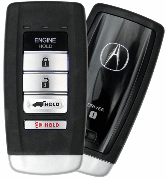 2017 Acura RDX Smart Keyless Entry Remote Start Key Driver