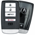 2017 Acura RDX Smart Keyless Entry Remote Key Driver 1
