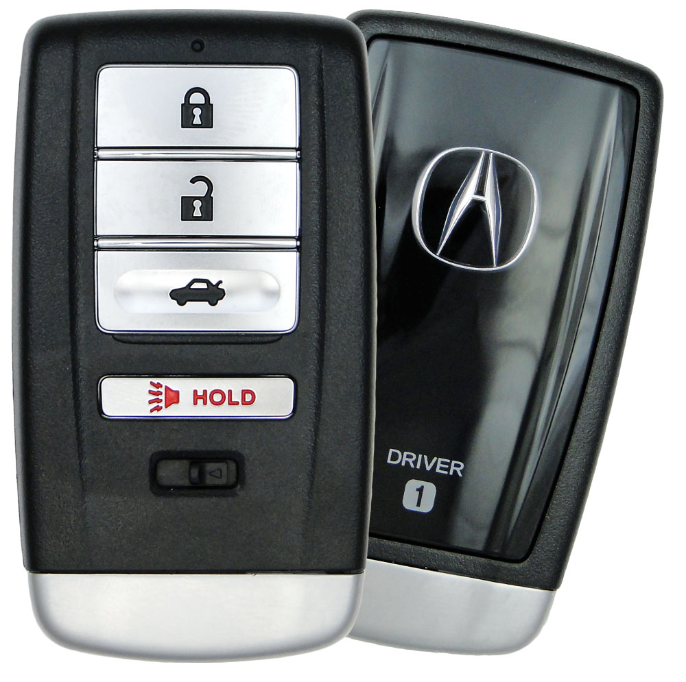 2017 Acura TLX Smart Keyless Entry Remote Key Driver 1