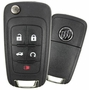 2017 Buick Cascada Keyless Entry Remote Key w/ Engine Start - refurbished'