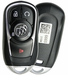 2017 Buick Encore Smart Keyless Remote w/ Engine Start