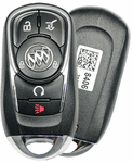2017 Buick Envision Smart PEPS Remote Key Fob w/ Engine Start