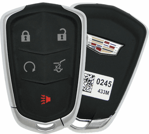 2017 Cadillac XT5 Smart Key Fob Entry Remote