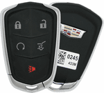 2017 Cadillac XT5 Smart Keyless Entry Remote