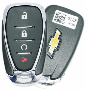 2017 Chevrolet Volt Remote Key engine start