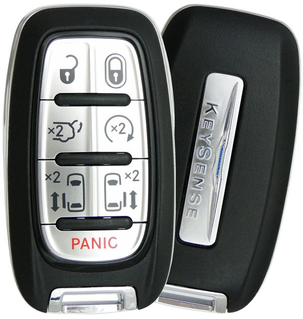 2017 Chrysler Pacifica Keyless Entry Remote Key 68238689AC