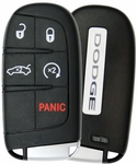 2017 Dodge Challenger Keyless Remote Key w/ Engine Start