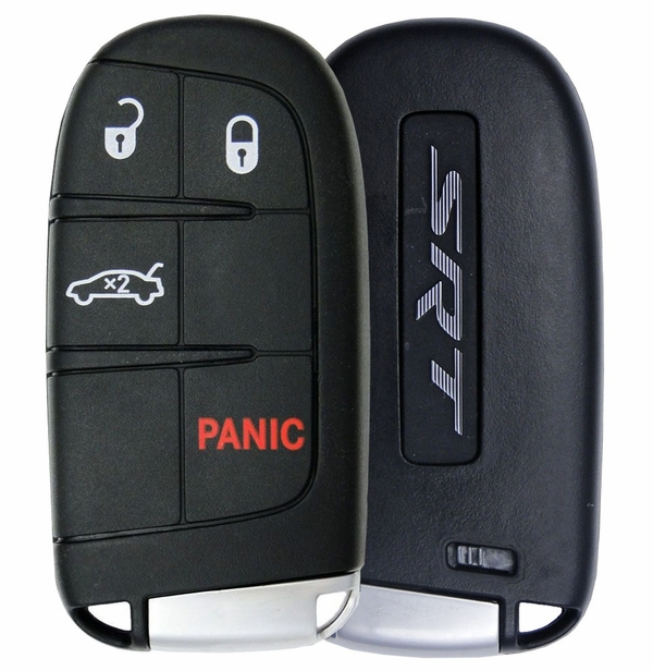 2017 Dodge Charger SRT Smart Keyless Entry Remote, 68234958, 68234958AA,  M3M-40821302, M3M40821302