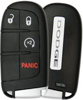 2017 Dodge Durango Keyless FOBIK Key w/ Engine Start - Refurbished