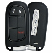 2017 Dodge Ram Smart Keyless Entry Remote