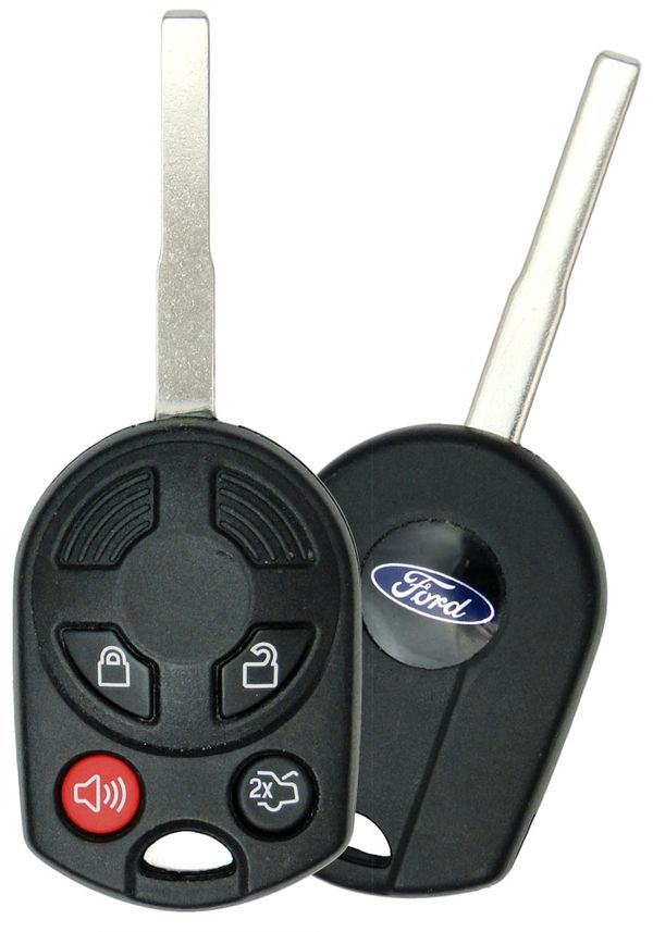 2017 Ford C-Max Keyless Entry Remote Key refurbished