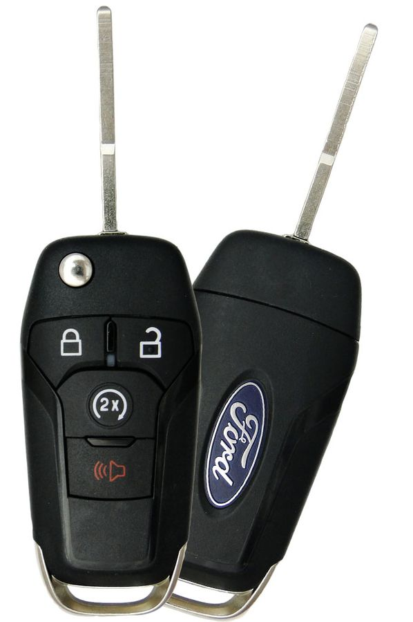 2017 Ford F-250, F-350, F-450 Remote Start Key